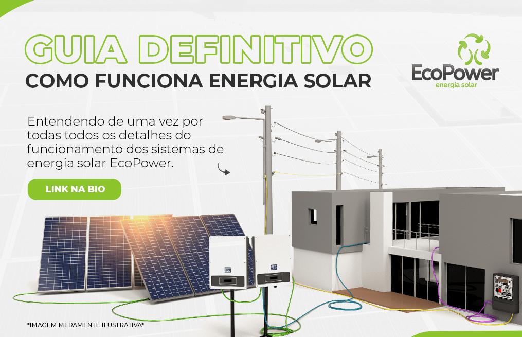 Energia solar, como funciona? Entenda em 4 PASSOS