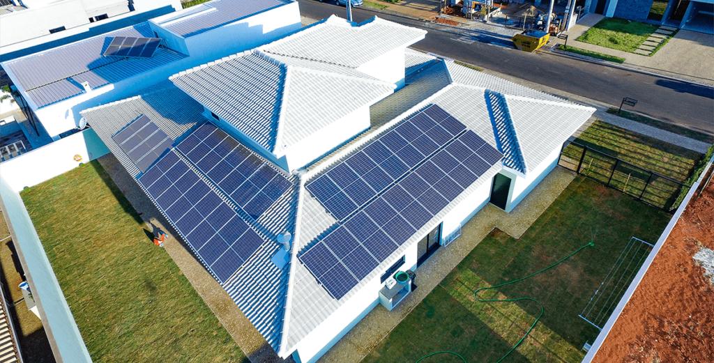 projeto residencial de energia solar em barretos campos do conde